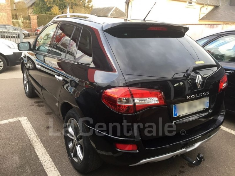 renault koleos 2 2 0 dci 150 fap 8cv exception avpc garage citro n. Black Bedroom Furniture Sets. Home Design Ideas